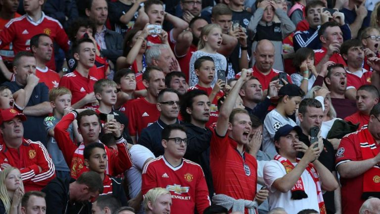 В Севиля искат да дерат кожи от гърбовете на феновете на Юнайтед