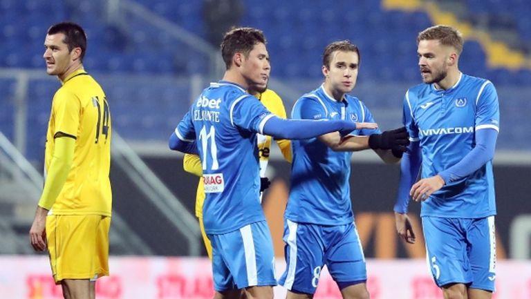 Левски срещу Благо Георгиев и втория тим на Байерн в Малта