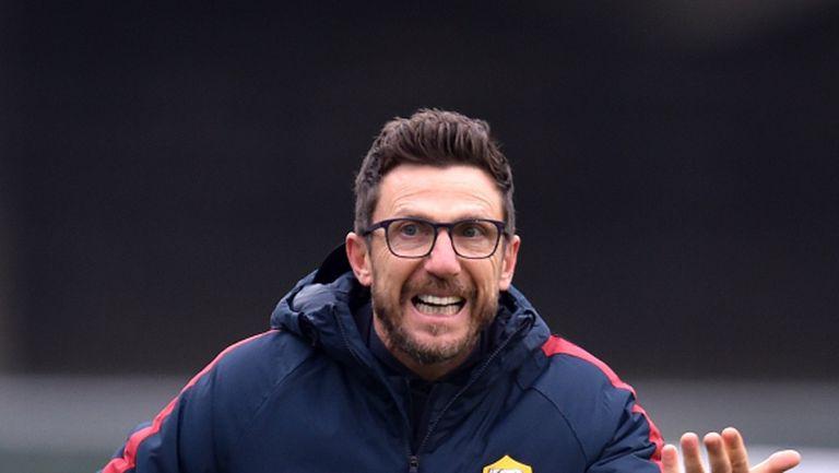 Треньорът на Рома призна кого би взел от Юве