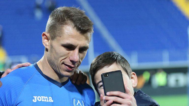 Антон Огнянов спаси Левски (Карлово) в голово шоу