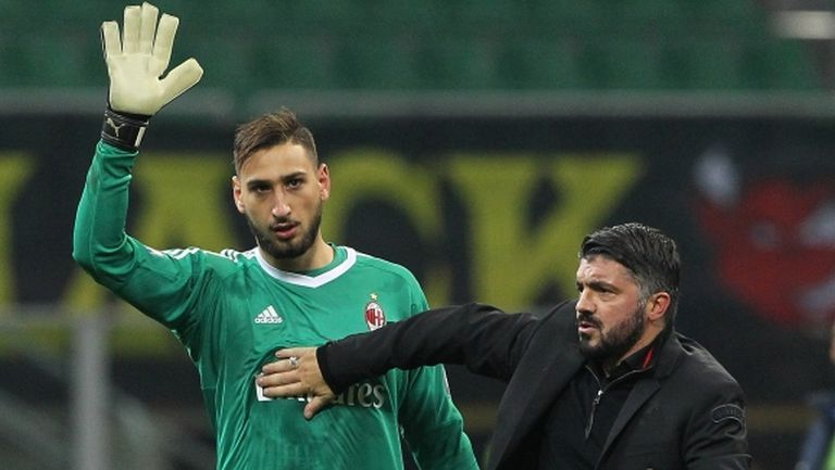 Най-твърдият титуляр на Милан аут за Интер