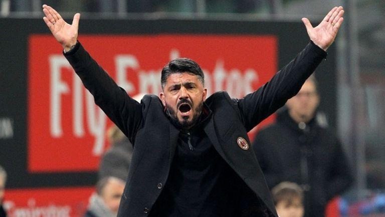 Гатузо е точният човек за Милан, смята Липи