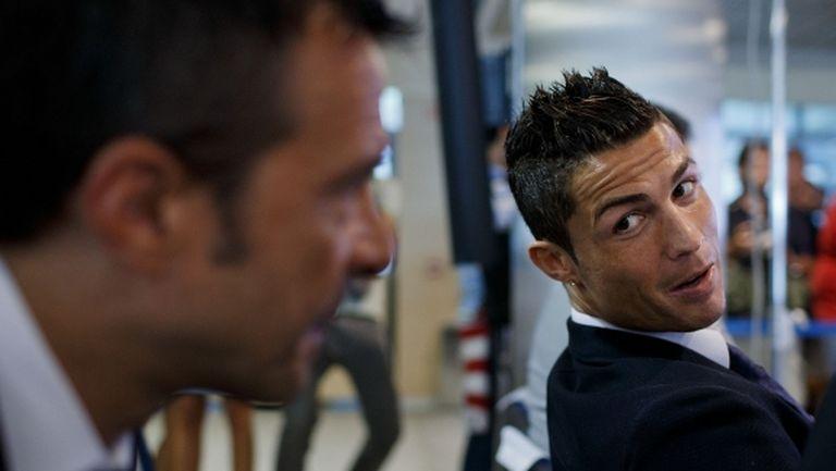 Агентът на Роналдо и Моуриньо стана номер 1 за годината