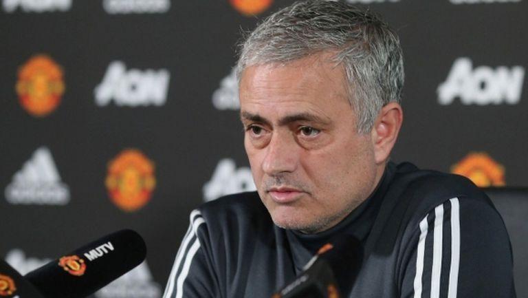 Моуриньо за Ван Дайк: Не бих обвинявал Ливърпул, но бих попитал за някои коментари