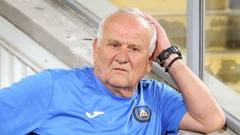 Люпко за тъжната раздяла с Левски, кой ще е шампион и какво мисли за Кирил Домусчиев (видео)