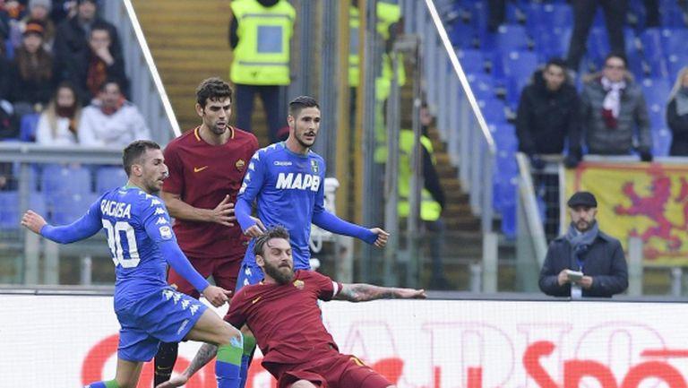 Нов разочароващ резултат за Рома (видео)