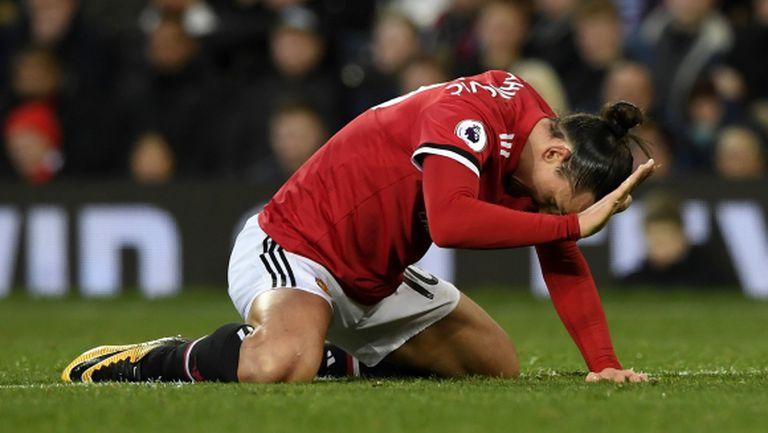 Не само Лукаку е проблемът пред Юнайтед