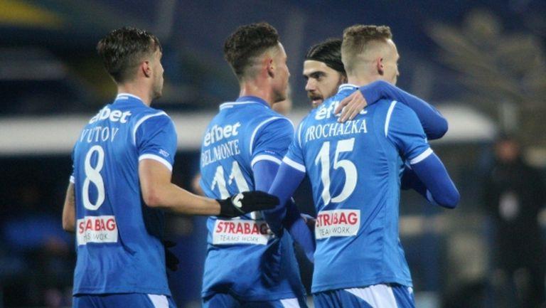 Левски няма да играе контрола с Байерн (Мюнхен) ІІ
