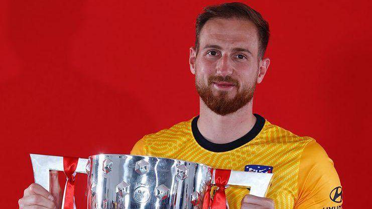 Ян Облак бе избран за най-добър играч в Ла Лига за изминалия сезон