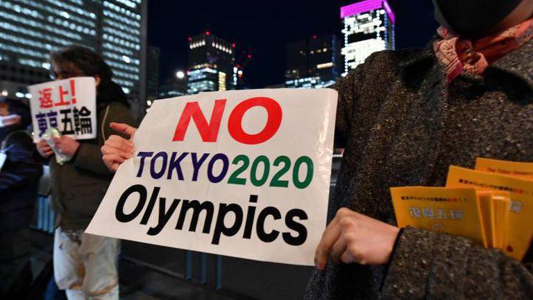 В Япония призовават отново за отмяна на Олимпиадата