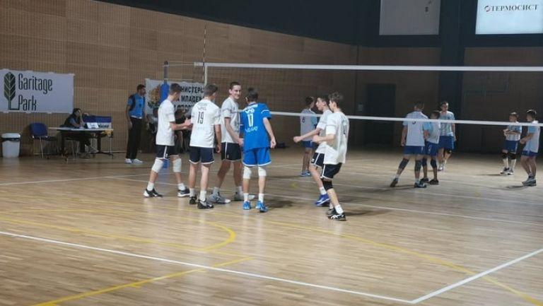 Левски София единствен без загуба на финалите за прекадети