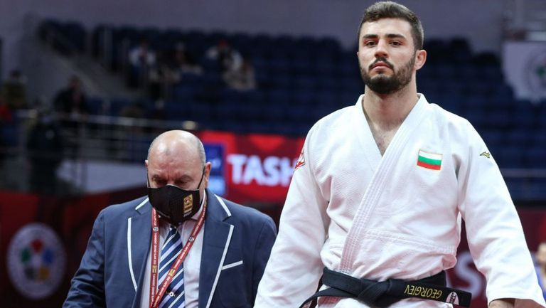 Борис Георгиев отпадна рано на турнира от  Големия шлем в Загреб