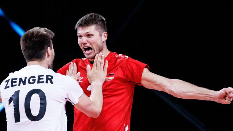 Германия изтръгна 5-геймова победа от Иран 🏐