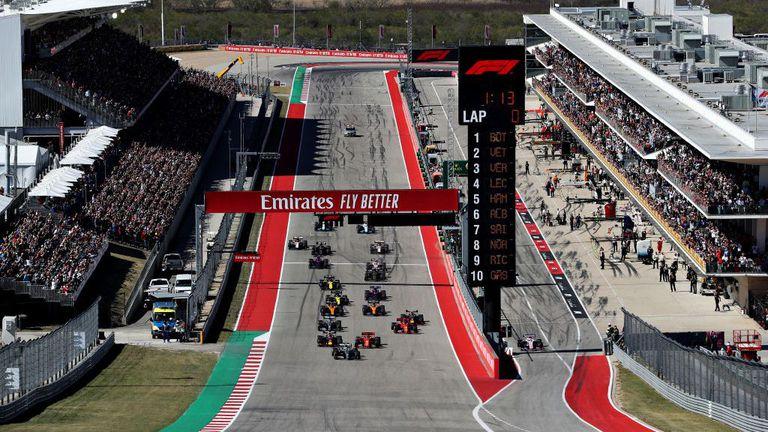 В Остин са готови да приемат два старта във Формула 1 през 2021