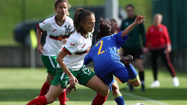 Босна и Херцеговина поведе на България с 1:0