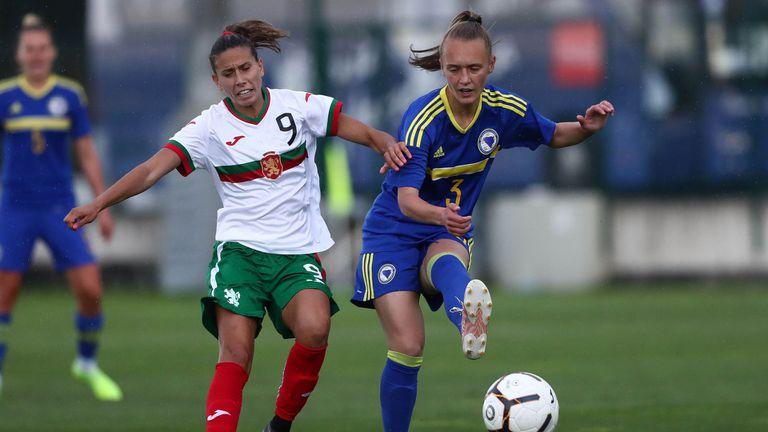 Женският ни национален отбор по футбол отстъпи в първата си контрола