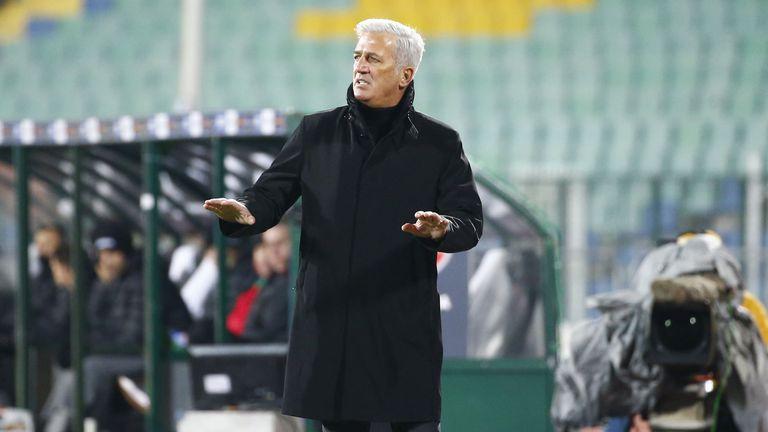 Владимир Петкович: Срещу Уелс трябва да си готов за всичко