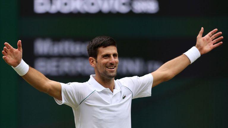Без изненада: Джокович триумфира на Уимбълдън и се изравни с Федерер и Надал