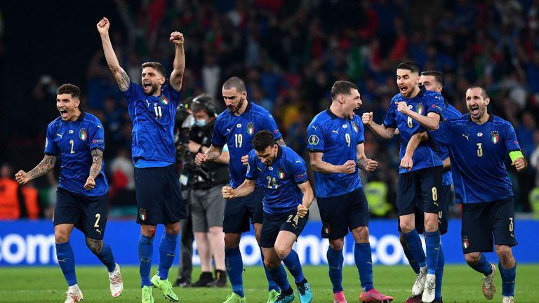 Италия триумфира на Евро 2020, след като показа повече хладнокръвие при дузпите срещу Англия