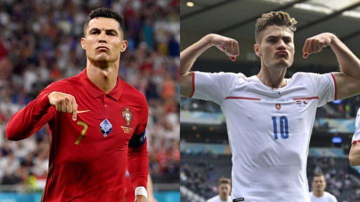 Роналдо и Шик си поделиха голмайсторския приз на Евро 2020