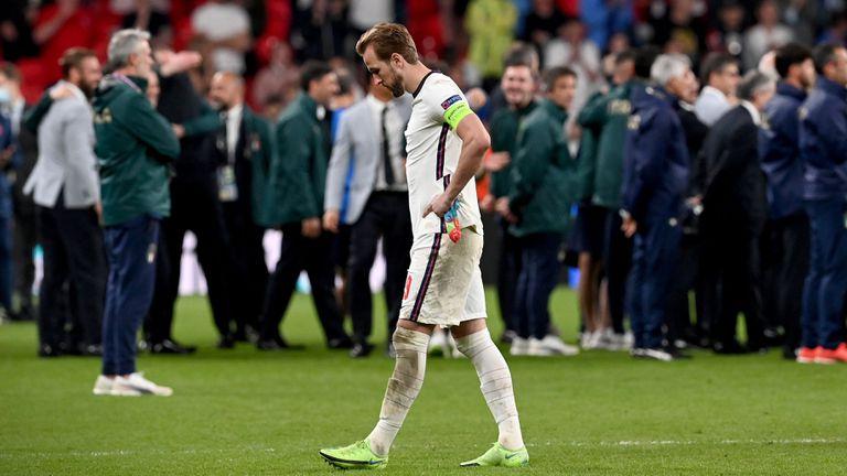 Кейн: Ще ни боли до края на кариерите ни, но това е футболът