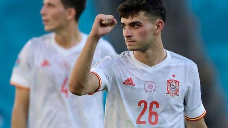 Откритието на Испания взе наградата за най-добър млад футболист