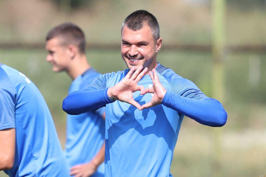 Открита тренировка на Левски