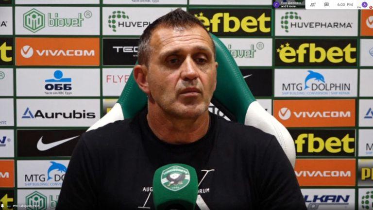 Бруно Акрапович: Всички футболисти са с негативни тестове за COVID-19