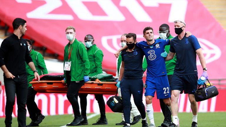 Проблеми с контузии в Челси след финала за ФА Къп
