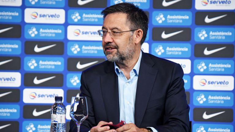 Президентът на Барселона разкри важни новини около клуба