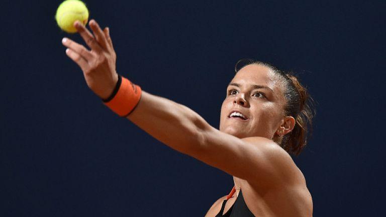 Мария Сакари отпадна още в първия кръг в Палермо