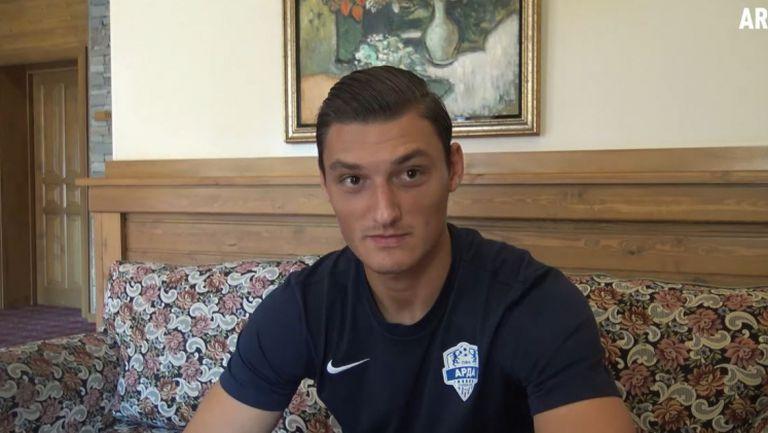 Васил Симеонов: Арда ще е крачка напред в моята кариера