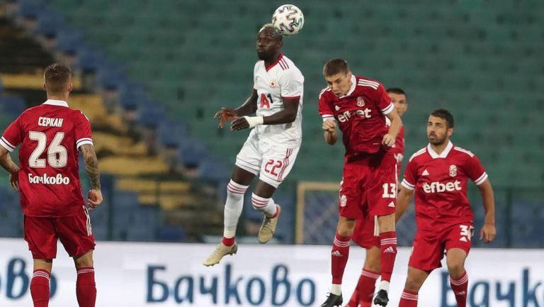 2:2 между ЦСКА 1948 и ЦСКА-София в исторически мач