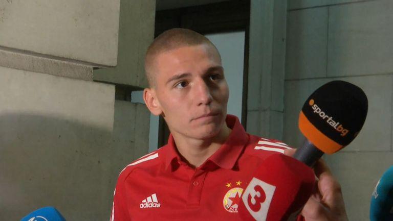 Валентин Антов: Ние сме ЦСКА и трябва да побеждаваме срещу всеки отбор
