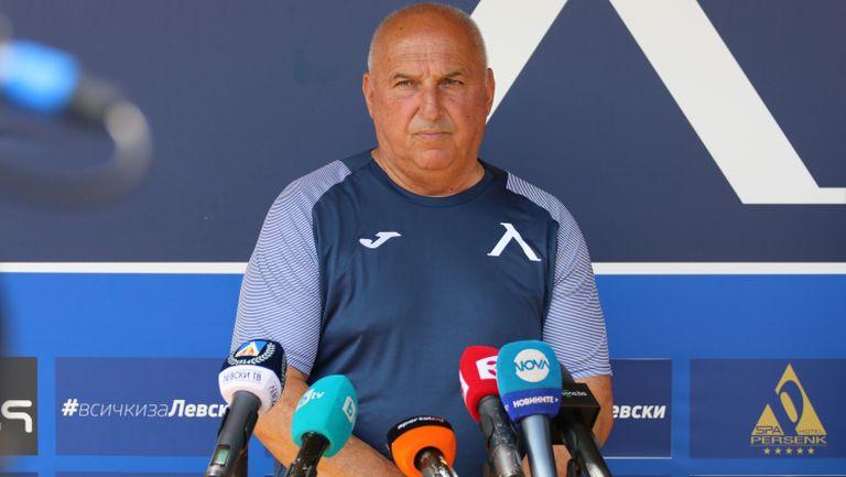 Георги Тодоров: В Левски има промяна, сега сме много по-добре