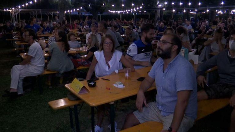 Страсти в Бергамо по време на драматичния сблъсък между Аталанта и ПСЖ