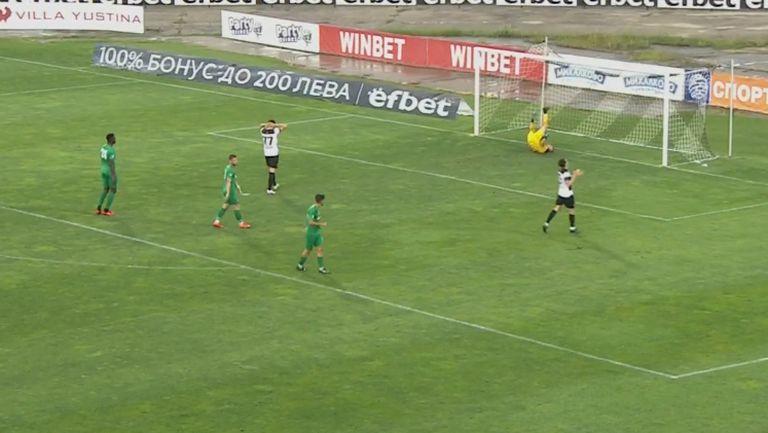 Локомотив (Пд) - Ботев (Враца) 2:1