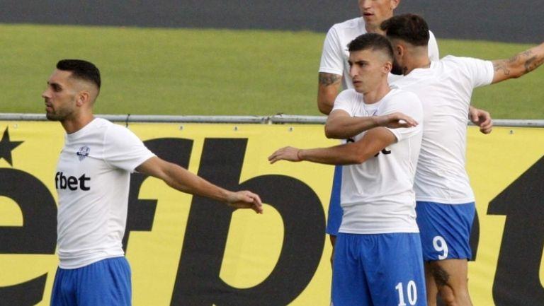 Радост за феновете на Арда след гола на Коконов
