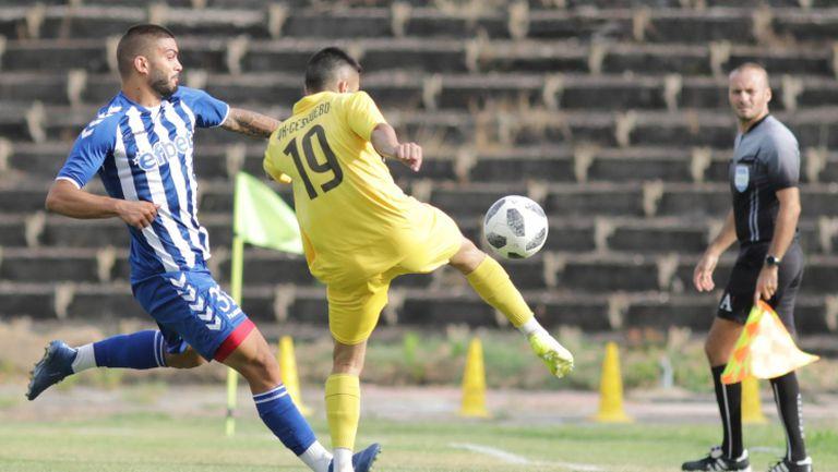 Севлиево излъга с 1:0 Спартак (Плевен) в дербито на Северозападната Трета Лига
