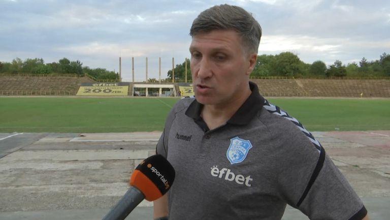 Красимир Бислимов: За момента Спартак е финансово стабилен