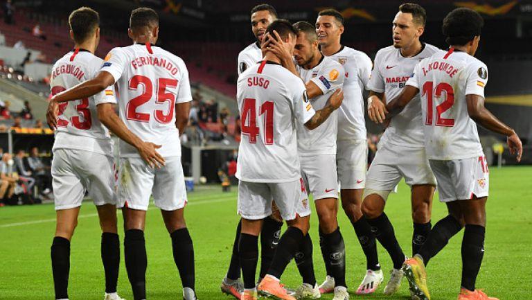 Севиля - Манчестър Юнайтед 2:1