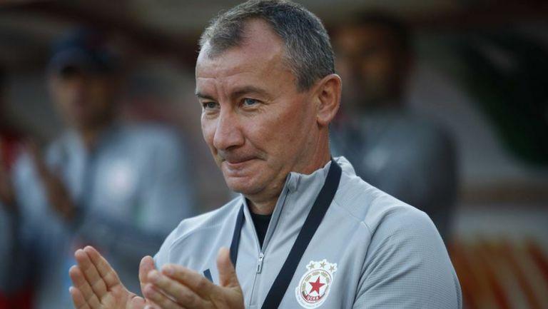 Стамен Белчев: Отборът е подготвен добре, нямаме контузии