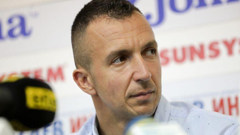 Боян Йорданов за проекта Левски и смяната на поколенията в българския волейбол