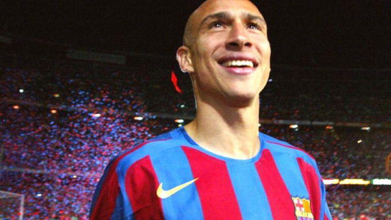 Ларсон се завръща в Барселона