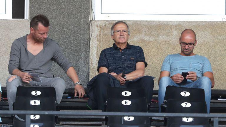 Дерменджиев, Топузаков и Михаил Касабов ще гледат Славия и Локо (Пд)