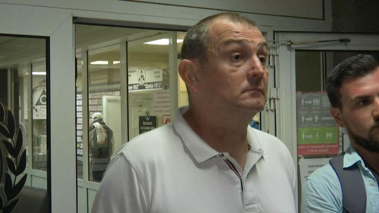 Загорчич: Трябва да си поговоря с ръководството, Славия има нужда от огромна промяна