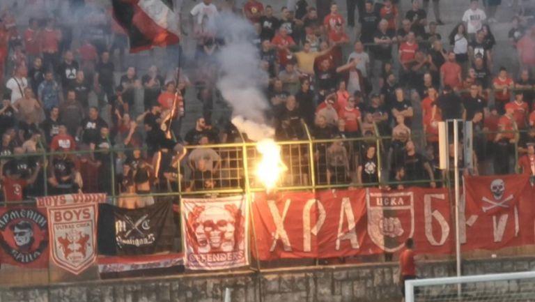 """""""Червените"""" също запалиха своите факли във Враца"""