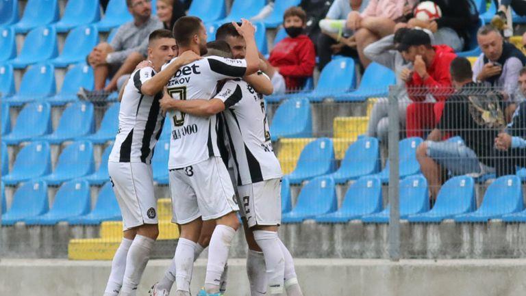 Стефанов вкара четвъртия гол за Локомотив в двубоя
