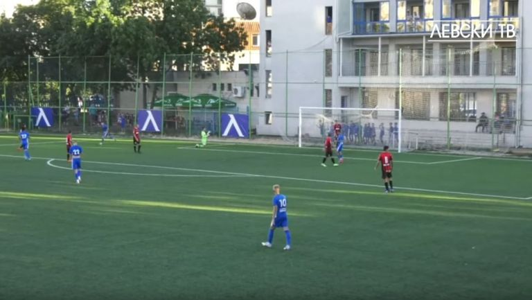 Левски - Локомотив (София) 10:0 (U17)