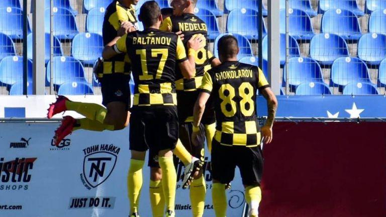 Само 16 секунди игра и Атанас Илиев вкара за Ботев (Пд) срещу Арда